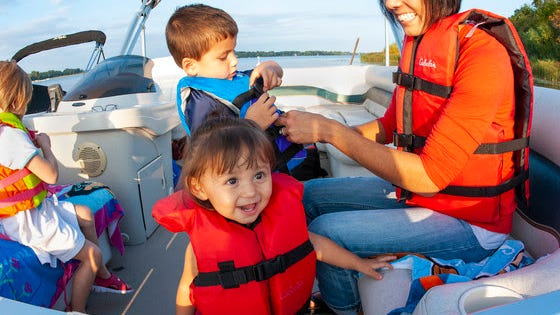 The Minnesota Department of Natural Resources (DNR) reminds boaters the best times on the water are those that end safely.
