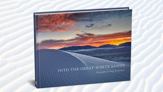 """Into the Great White Sands"""
