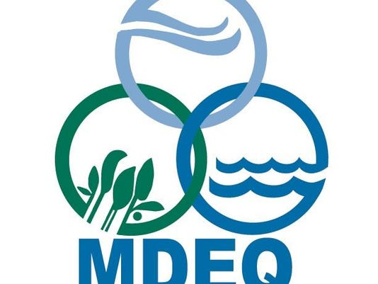 mdeq mississippi department of environmental quality