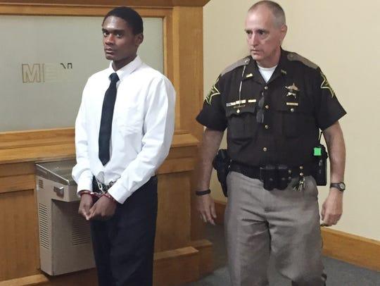 Jurors found Darius Printup not guilty of killing elementary