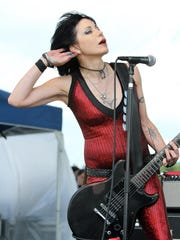The 32nd annual QuickChek New Jersey Festival of Ballooning held at Solberg Airport in Readington came to an end with large crowds enjoying the festival which included a concert by Joan Jett and the Blackhearts on July 27, 2014.