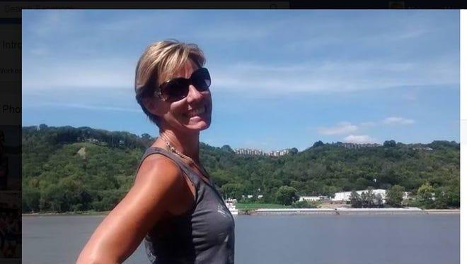 A September 2016 Facebook photo of Janet Garrett.