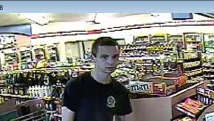 Police are looking for help identifying a man who used a stolen credit card.