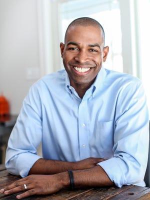 Democrat Antonio Delgado is running in a tight race against Rep. John Faso, R-Kinderhook, Columbia County.