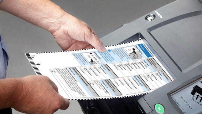 New Jersey prepares for mail-in election.