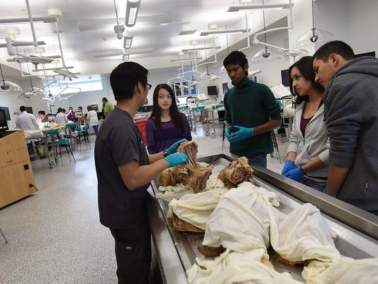Millions Go To Unr S Med School For Residency Programs