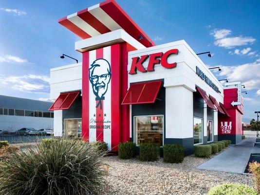 KFC will open in Redding