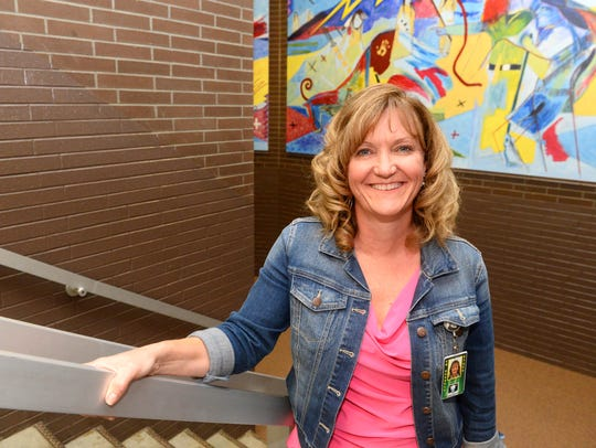 Kathy Nelson is retiring from the Great Falls Public