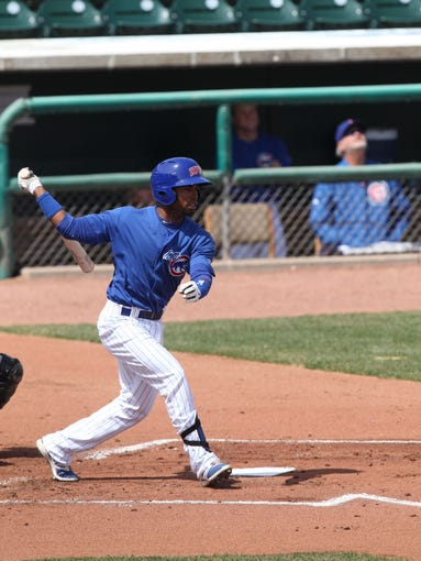 12 photos: Iowa Cubs take on the New Orleans Zephyrs