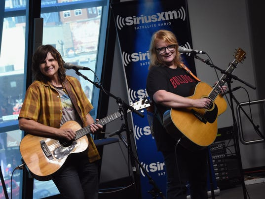 SiriusXM Coffeehouse Live With Indigo Girls