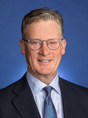 Frank Sullivan, chairman and chief executive officer of RPM International in Medina. RPM International reported first quarter results on Wednesday.