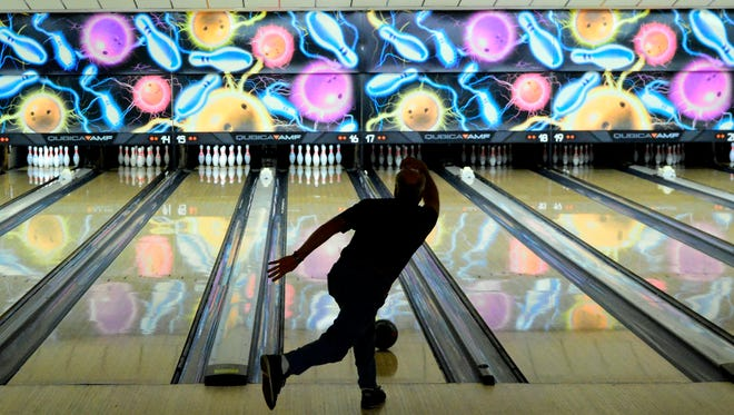 The York County Travel League attracted the area's top bowlers for decades.