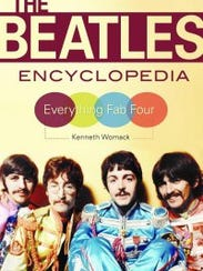 """The latest edition of """"The Beatles Encyclopedia"""" by"""