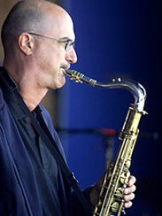 Grammy award winning jazz musician Michael Brecker,