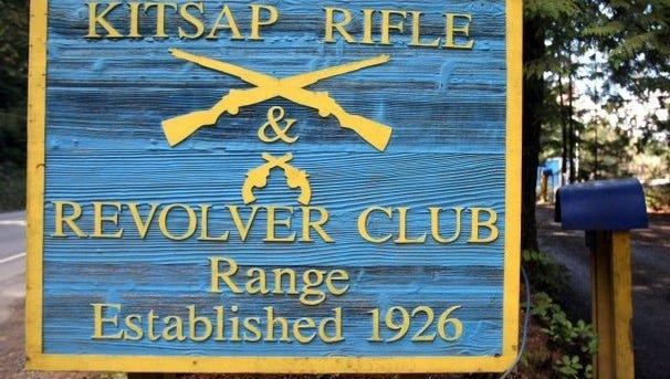 The Kitsap Rifle and Revolver Club on Seabeck Highway.