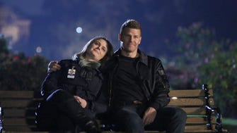 After the bombing of the lab, Brennan (Emily Deschanel) and Booth (David Boreanaz) both survived to get their happily-ever-after ending.