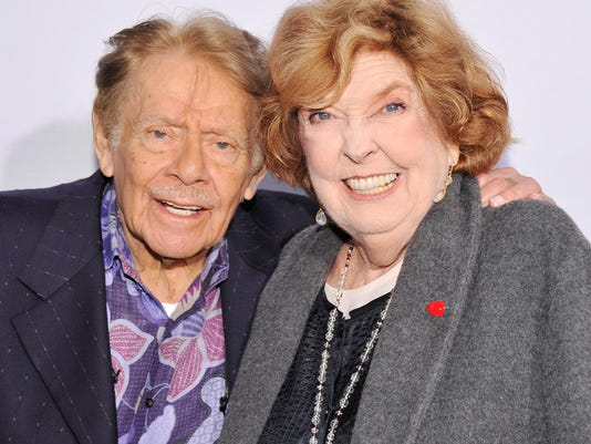 FILE - Actress And Comedian Anne Meara, Mother Of Ben Stiller, Dies At 85