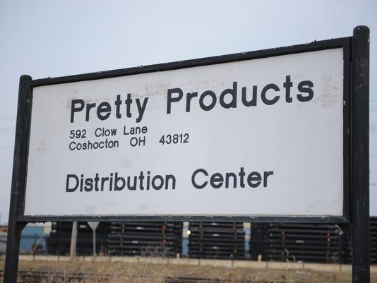 cos pretty products sign.JPG