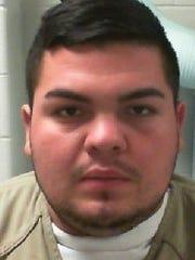 Francisco Osorio Sagastume is accused of heroin possession.
