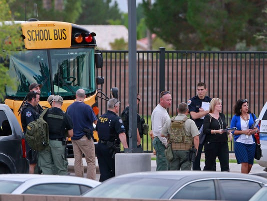 Chandler school bomb threat