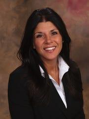 Christine Rowe, regional vice president for Menlo Park, California-based human resource consulting firm Robert Half in Woodbridge.