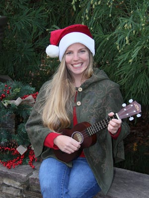 Rebecca Smith will host a Christmas sing-a-long at the South Carolina Botanical Gardens on Saturday.