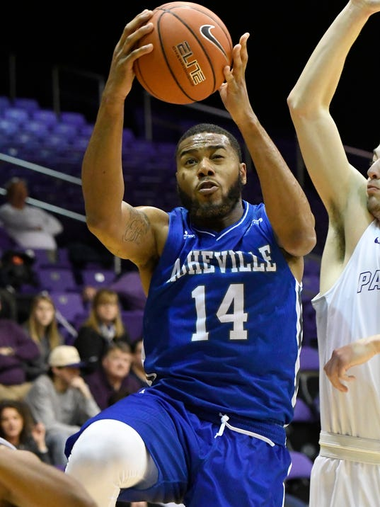 Furman Vs. UNC Asheville