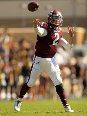 Texas A&M Aggies quarterback Johnny Manziel has had a tremendously successful sophomore season.
