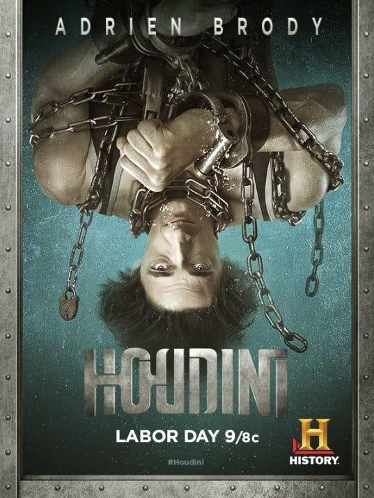 houdini-postert
