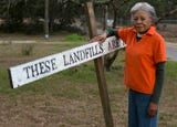 A brief recap of the environmental struggles of a northwest Pensacola community called Wedgewood.