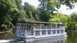 This month marked the first time in 11 years the riverboat gave tours in downtown Lansing.