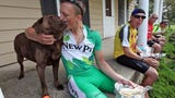 RAGBRAI has gone to the dogs. Meet some of the pups our photographers have spotted over the years along the route.