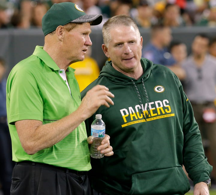 Aaron Nagler chat: No pressure to get Rodgers deal done