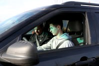 Oregon rules for driving with a provisional driver's license or permit