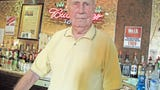 From 2011: Ray Nauroth of Dunlap, Iowa, celebrated his 100th birthday Dec. 9 at the Gold Slipper supper club where he had tended bar for more than 45 years. Nauroth died on April 2, 2018 at age 106.