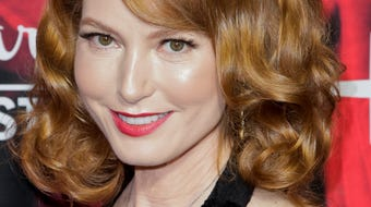 Alicia Witt, star of seven Hallmark Channel movies, invited fans to the first-ever Hallmark Channel Christmas Con, set to jingle its way into Edison at the New Jersey Convention and Expo Center the second weekend in November.
