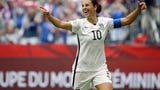 Next month will be Delran native Carli Lloyd's fourth World Cup and possibly her last.