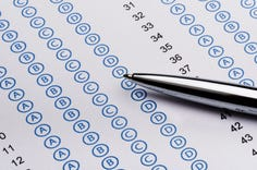 Oregon's state test results