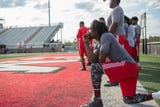 'Last Chance U' star Isaiah Wright hopes to graduate and play football again now that he is out of jail.