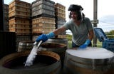 Nova Cadamatre is the first female winemaker in the United States to hold the title of Master of Wine.