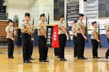 Those Knox County Schools teachers teaching Junior Reserve Officer's Training Corps rank as the highest paid.