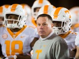 Many fans laughed at the news of Butch Jones' hiring at Maryland.