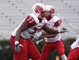 Smyrna senior offensive lineman Saleem Wormley has attracted national-wide interest after making the switch from defense to offense.