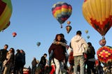 Rancho San Rafael Regional Park hosts the 37th annual Great Reno Balloon Race this weekend.
