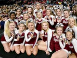 This week's Huddle pregame video teams us up with Stuarts Draft's competition cheer team captains Bethesda Stewart and Grace Jones. Then Tom and Patrick preview this week's football games.