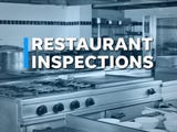 """Each inspection report is a """"snapshot"""" of conditions present at the restaurant at the time of the inspection. On any given day, an establishment may have fewer or more violations than noted in their most recent inspection. GINNY BEAGAN"""