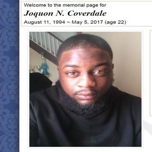 Joquon Coverdale
