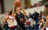 South Western girls' basketball is one win from the YAIAA championship game in Virginia Tech commit Taylor Geiman's senior season.