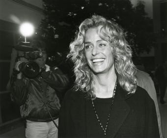 Before she was a famous model, actress, artist, and activist, Farrah Fawcett grew up in Corpus Christi.