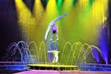 Cirque Italia will feature dramatic European-style aquatic performances at the Richard M. Borchard Regional Fairgrounds in Robstown Feb. 14-17.